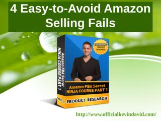 4 Easy-to-Avoid Amazon Selling Fails.pptx