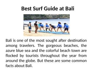 Best Surf Guide at Bali.pptx