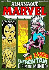 Almanaque Marvel - RGE # 14.cbr
