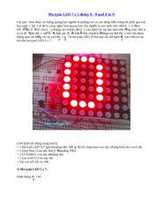 Ma trận LED 7 x 5 dislay 0.doc