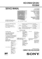 HCD-D90AV - GR10AV - RX100AV.pdf
