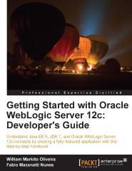 Getting Started with Oracle WebLogic Server 12c_ Developer's Guide.pdf