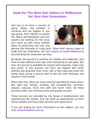 seek-for-best-hair-salons-in-melbourne-for-hair-extensions.pdf
