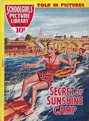 Schoolgirls' Picture Library 003 - Secret Of Sunshine Camp.cbr