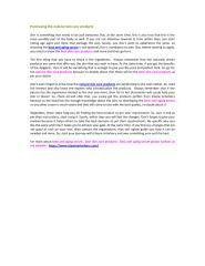 Purchasing the natural skin care products.pdf