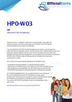HP0-W03 Advanced SAN Architecture.pdf