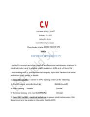 ESP CV.doc