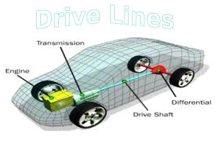 Drive Lines.ppt