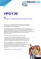 HP0-Y39 Managing and Troubleshooting Enterprise Wireless Networks.pdf