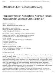 Proposal Prakerin Kompetensi Keahlian Teknik Komputer dan Jaringan Oleh Takbir, SP _ SMK Darul Ulum Panaikang Bantaeng.pdf