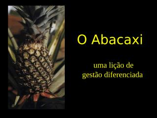 abacaxi.ppt
