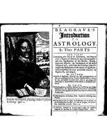 John Blagrave - Introduction to astrology.pdf